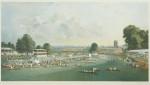 Henley Regatta by Charles Cundall.