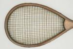 Early Lawn Tennis Racket