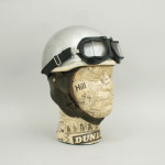 Motorcycle Crash Helmet, Cromwell Noll.