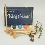 The Game of Table Croquet
