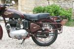 Royal Enfield 'Bullet' Motorcycle