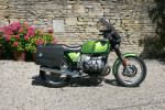 R75/7 BMW Motorcycle