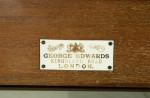 Antique Convertible Billiard - Snooker / Dining Table.