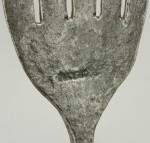 Antique Fishing Eel Spear Hard Bottom