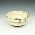 Royal Doulton Fishing Bowl