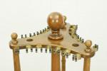 Vintage Billiard, Snooker Revolving Cue Rack.