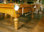 Burroughes & Watts Snooker Table