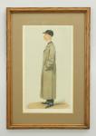 Antique Vanity Fair Print,  Jockey Print 'Wenty' Captain Wentworth William Hope Johnstone.