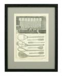 Early Tennis Engravings, Paulmerie