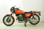 1981 Moto Guzzi V50 II 500cc Italian Motorcycle