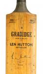 Len Hutton Cricket Bat