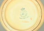 Vintage Golf Ceramic, Carlton Ware Golf Tobacco Jar