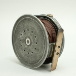 Salmon Fishing Reel by Foster