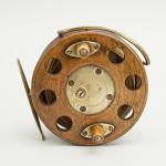 Walnut Starback Fishing Reel