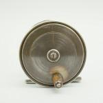 Vintage Brass and Bakelite fishing reel.