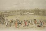 Grand National Cricket Match 1857 Signed Don Bradman.