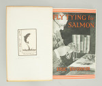 Fishing Book, Fly Tying For Salmon by Tavener.