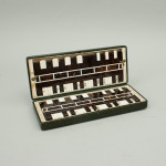 Tortoise Shell Bezique Markers
