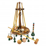 Table Top Croquet Set