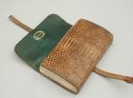 Leather Fly Wallet by W.J Cummins