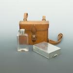 Sandwich Case & Spirit Flask
