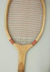 G. Bussey Ball Tail Tennis Racket