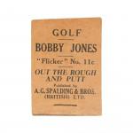 Bobby Jones Flicker Books