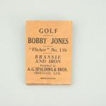 Bobby Jones Flicker Book, No. 11b