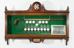 Golf Club Trophy Display Cabinet