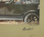 Lionel Edwards, Beaufort Hunt
