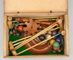 Table Croquet Set