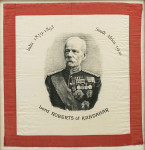Antique Handkerchief of Lord Roberts of Khandahar