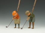 Tommy Green & Sissey Lofter, Schoenhut Golf Toys