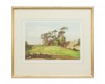 Addington Golf Club Print