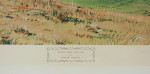 Arthur Weaver Golf Print, Woods Hole, Cape Cod