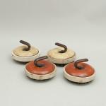 Indoor Curling Stones