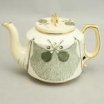 Antique Tennis Tea set by George Jones & Sons.