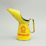 Vintage Shell Lubricant Oil Can