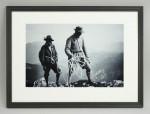 Alpine Photograph, Safety First