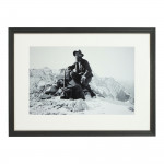 Alpine Photograph, On The Alpspitze