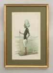 Antique Vanity Fair Print, H.H. the Maharaja ofPatiala, SirRajinder SinghGCSI. C. 1900