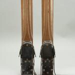 Vintage Gresvig Ridge Top Hickory Skis