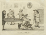 "H Bunbury ""Billiards"""