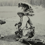 Framed Banff National Park Photograph, Whiteman's Magic