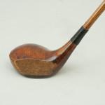 Hickory Shafted Golf Club, Raisbeck Childs Brassie