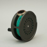 Vintage Hardy perfect Trout Fly Fishing Reel 3 3/8