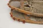 Rare North American Child's Snowshoes. First Nation American.