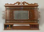 Thurston & Co. Billiard, Snooker Score Board With Life Pool.