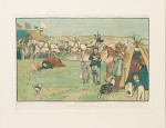 Set Of Six Bluemarket Races Prints By Cecil Aldin
