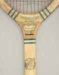 Vintage Lawn Tennis Racket By F. H. Ayres. Tournament Davis Cup